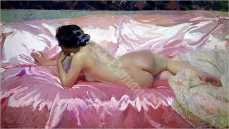 Desnudo femenino - Desnudos