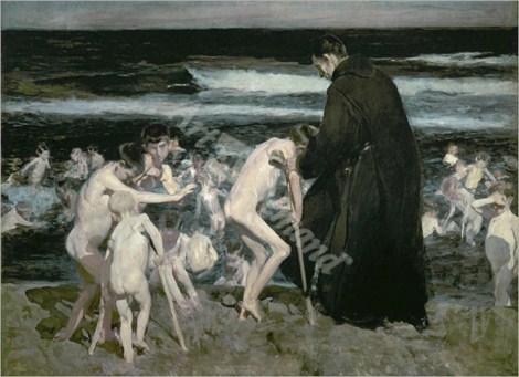 Triste herencia - Desnudos
