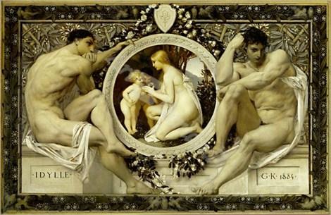 Idyll - Desnudos