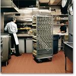 Bagel Bakery, 1996 (oil on panel) - Retratos