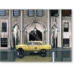 1185 Park Avenue, 1988 (oil on panel) - Retratos