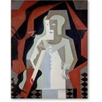 Pierrot, 1919  - Gris, Juan