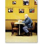 Katz s III, 2001 (oil on panel) - Retratos