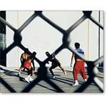 Handball Players  - Retratos