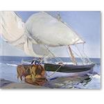 Sailing Boats, 1916 - Desnudos