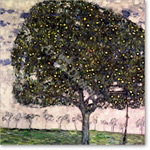 The Apple Tree, 1916 (oil on canvas) - Paisajes