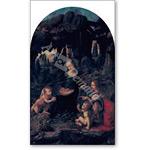 Familia sagrada - VINCI, Leonardo da