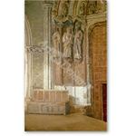 Conjunto de la Portada de la Catedral de León - Desnudos