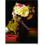 Florero con rosas - Desnudos