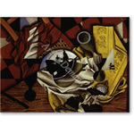 Still life with Grapes and Pears - Bodegones