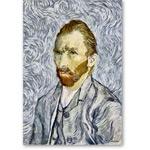 Digital Effect -Self portrait (Van Gogh)- CM7070 - Desnudos