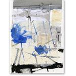 MT FloresAzules027 - Abstracto