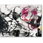 MT abstractoConCirculosNegro2008 - Abstracto