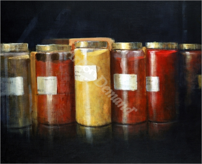 Pigment Jars - Seligman, Lincoln
