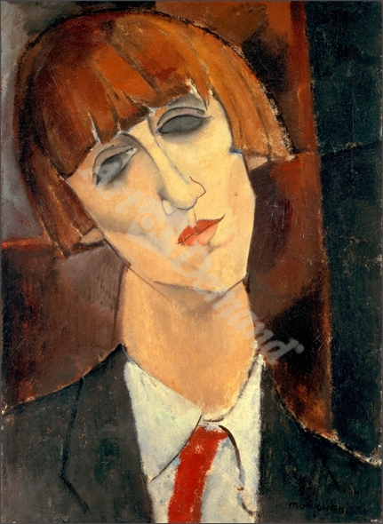 Madame Kisling - MODIGLIANI, Amedeo