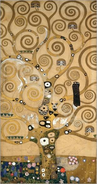El árbol de la vida (II) - KLIMT, Gustav