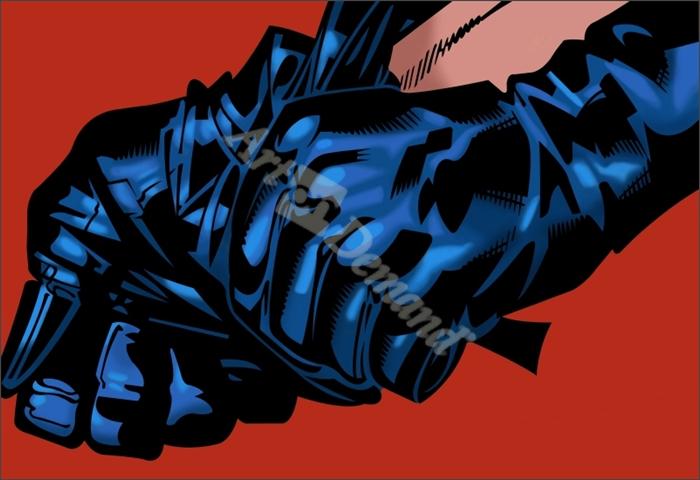 30 guantes - Miranda, Nieves