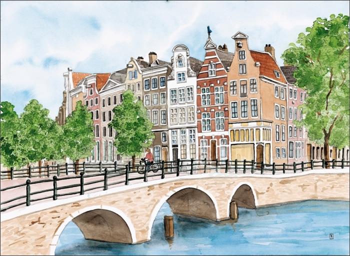 NU Amsterdam NL7 - Art, Nuccio